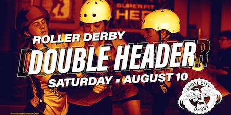 Angel City Derby Double Header Bout tickets