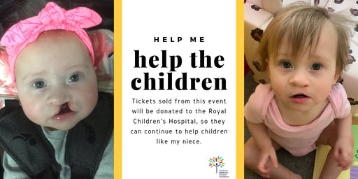 REVITALISE YOUR STYLE & WARDROBE and support the Royal Children's Hospital