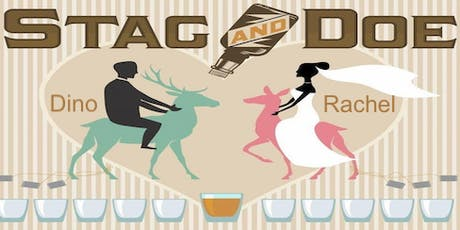 Dino & Rachel's Stag & Doe tickets