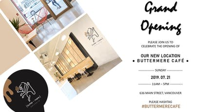 Buttermere Patisserie || Grand Opening  tickets