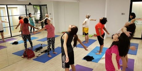 Simei: Therapeutic Yoga - Aug 31-Oct 19 (Sat) (8 sessions) tickets