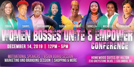 Women Bosses Unite & Empower Conference tickets