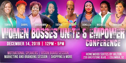 Women Bosses Unite & Empower Conference