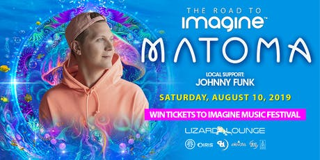 The Road to Imagine ft. Matoma tickets