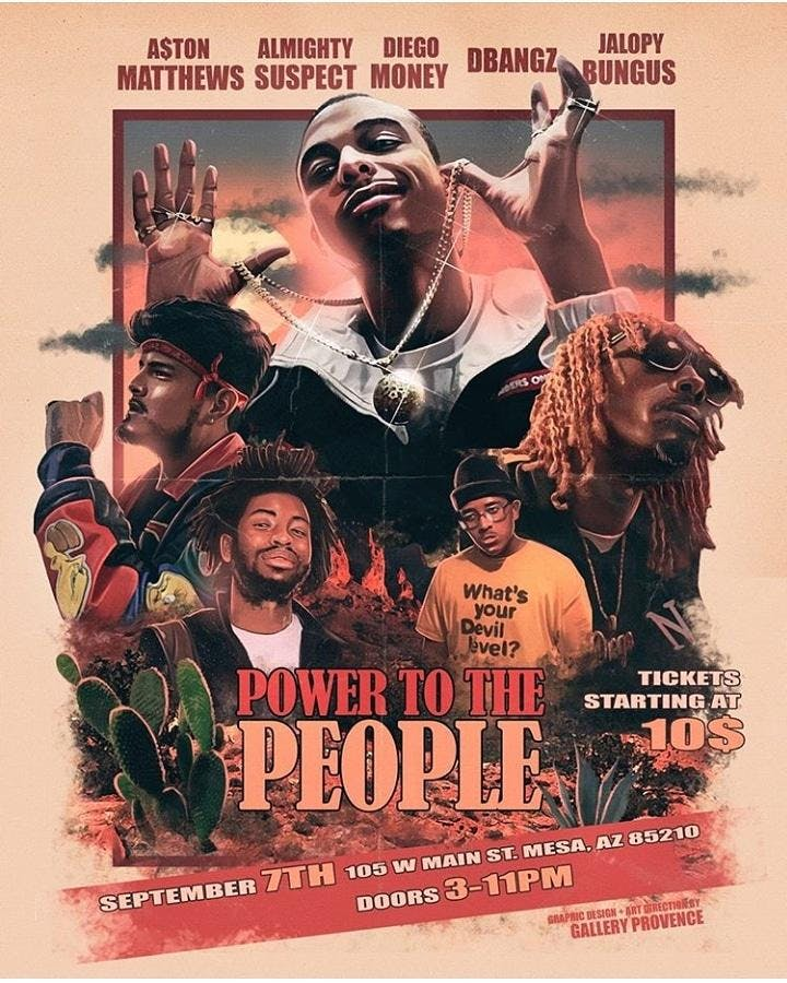 Power to the People @ Nile Theater
