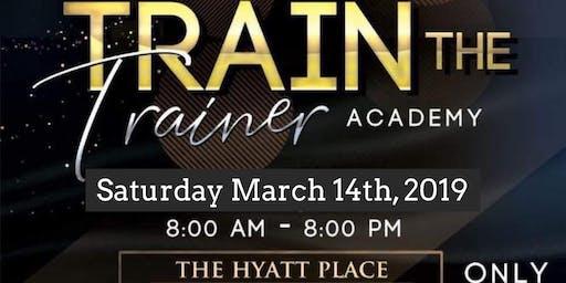 Train the Trainer 2020 Super Saturday on Steroids