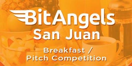 BitAngels San Juan Inaugural Breakfast tickets