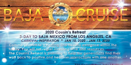 2020 Cousins' Retreat tickets
