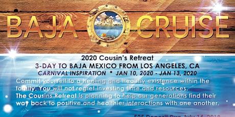 2020 Cousins' Retreat tickets
