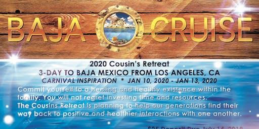 2020 Cousins' Retreat