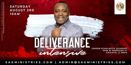Deliverance Intensive tickets