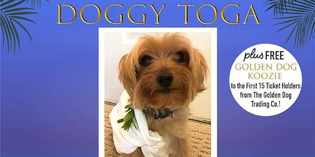 BarkHappy Boston: Doggy Toga benefiting PAWS New England tickets