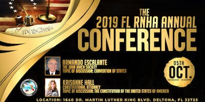 The 2019 FL RNHA Annual Conference