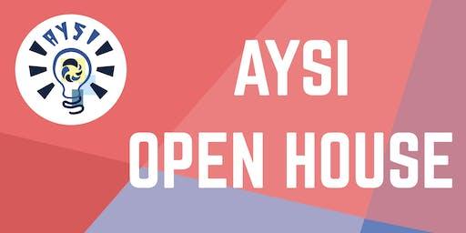 AYSI Open House
