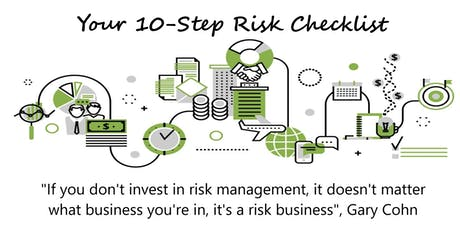 The Risk Checklist tickets