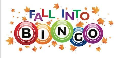 Fall Into Bingo tickets