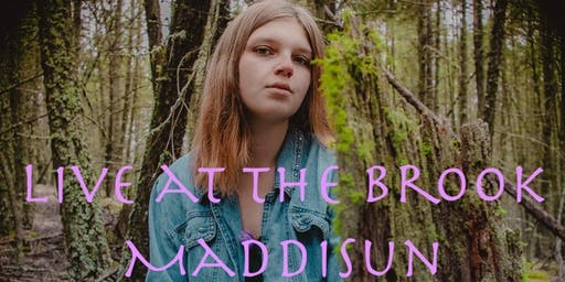Maddisun Live at The Brook