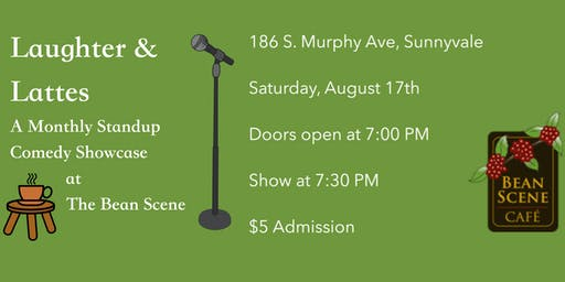 Laughter & Lattes: A Stand-up Comedy Showcase at The Bean Scene Café