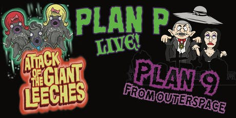 Plan P Live! tickets