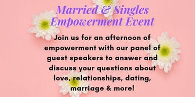 Married & Singles Empowerment Event