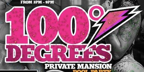 100 Degrees Atlanta tickets