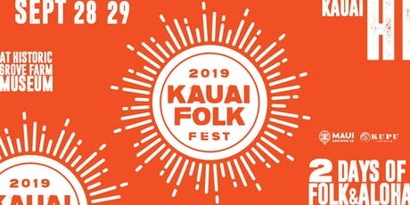 Kauai Folk Festival tickets