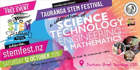 Tauranga STEM Festival 2019 (STEMFest) tickets