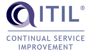 ITIL – Continual Service Improvement (CSI) 3 Days Training in Boston, MA