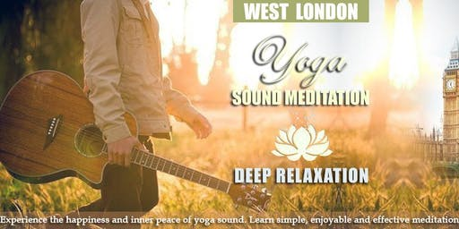 Meditation session in West London (Ealing)