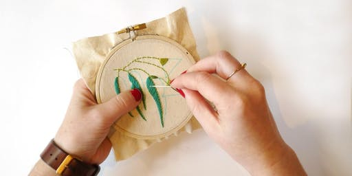 Beginners Hand Embroidery