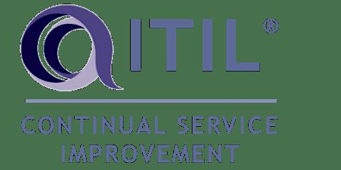 ITIL – Continual Service Improvement (CSI) 3 Days Training in San Antonio, TX