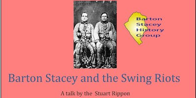 Barton Stacey and the Swing Riots