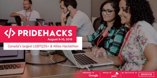 PrideHacks 2019 - Technology for a Stronger Community