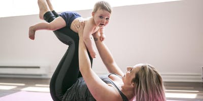 Mother and Baby Yoga in Preston