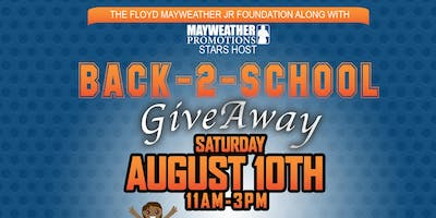 TFMJF Presents: The 7th Annual Back-2-School Giveaway