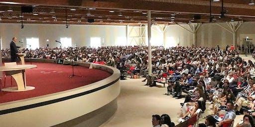 """Congresso dei Testimoni di Geova """"L'amore non viene mai meno"""""""
