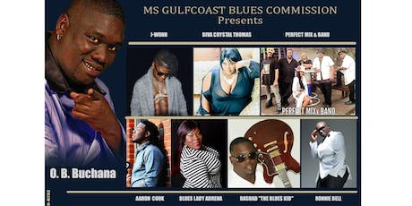 28th Annual Mississippi Gulf Coast Blues and Heritage Festival tickets