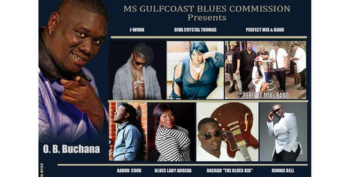 28th Annual Mississippi Gulf Coast Blues and Heritage Festival