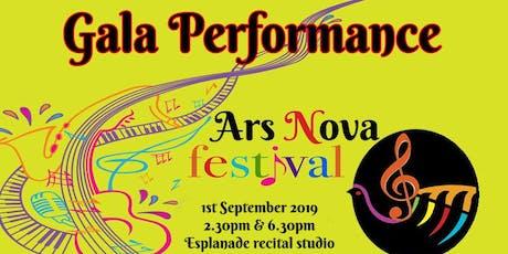 Ars Nova Fest 2019 tickets
