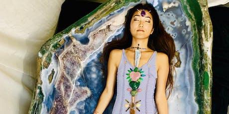 The Crystal Body: Sound & Sensory Bath w/ Crystal Giants tickets
