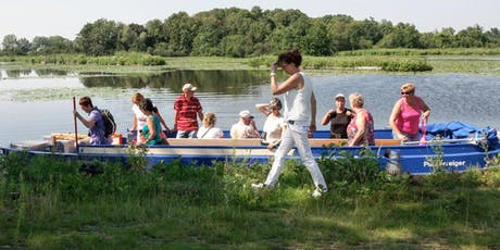 Loenderveense plas: varen met high wine tickets