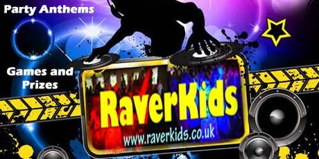 Raver Kids fundraiser for CLIC Sargent (3 peaks cycle event) tickets