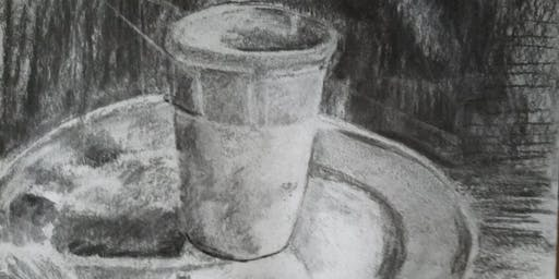 BEGINNERS DRAWING EVENT Bruce Castle Museum 'Old Kitchen' !SECOND EDITION!