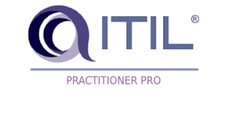 ITIL – Practitioner Pro 3 Days Training in San Diego, CA tickets