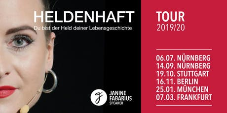Heldenhaft Event! Tickets