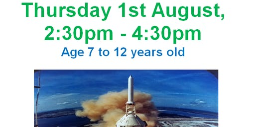 Churchdown Library - Space Explorer Challenge (STEM)