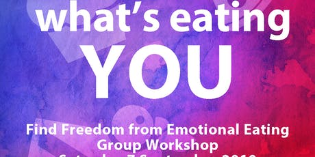It's not what you're eating..it's what's eating you tickets