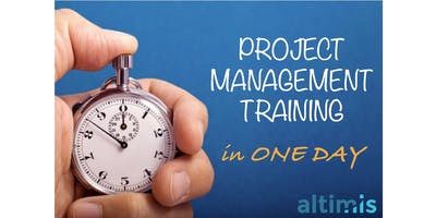 Project Management Training in 1 Day - August 2019 - Brussels