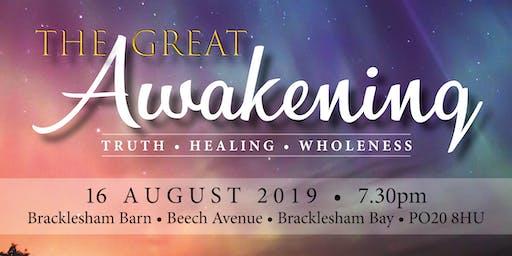 THE GREAT AWAKENING - Bracklesham