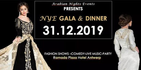 NYE GALA & DINNER |RAMADA PLAZA HOTEL tickets